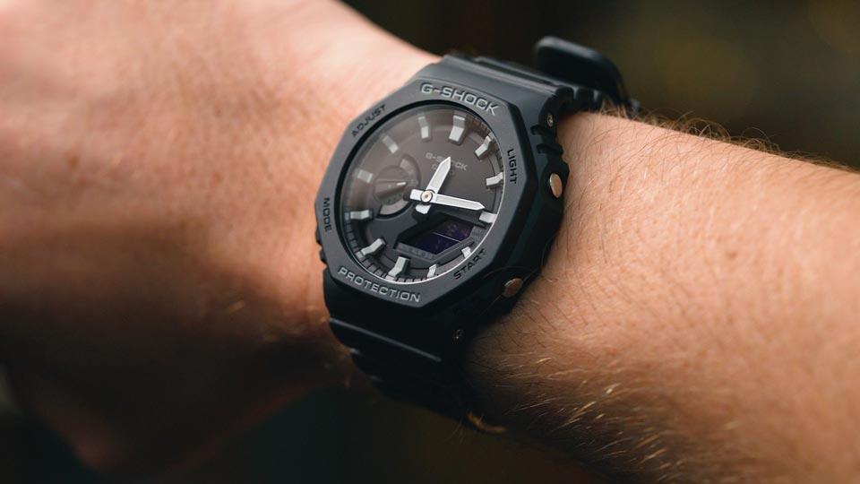 ساعت مچی مردانه برند کاسیو