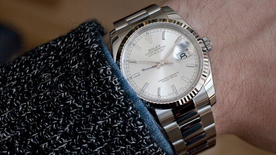 تاریخچه ساعت سوئیسی