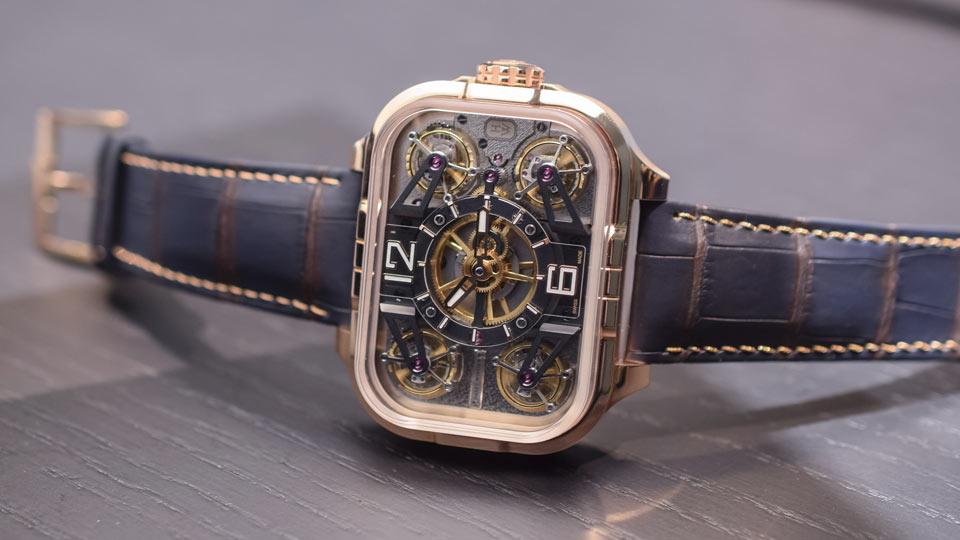 عجیب ترین ساعت مچی های اتوماتیک جهان