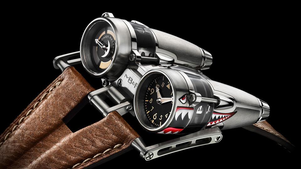عجیب ترین ساعت های مچی دنیا